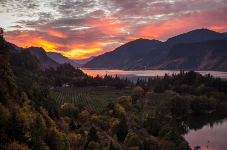 hood river wineries and breweries